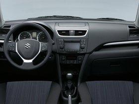 Ver foto 8 de Suzuki Swift 5 puertas 2013