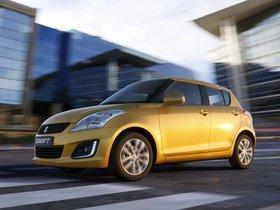 Ver foto 6 de Suzuki Swift 5 puertas 2013