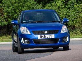 Ver foto 23 de Suzuki Swift 5 puertas UK 2013