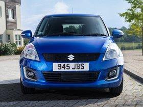 Ver foto 22 de Suzuki Swift 5 puertas UK 2013