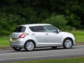 Ver foto 7 de Suzuki Swift 5 puertas UK 2013