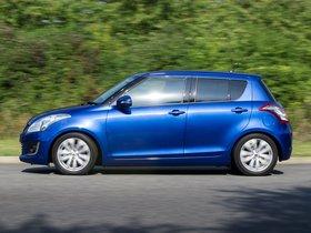 Ver foto 17 de Suzuki Swift 5 puertas UK 2013