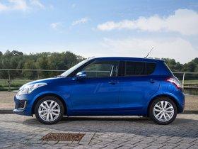Ver foto 16 de Suzuki Swift 5 puertas UK 2013