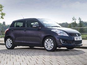 Ver foto 15 de Suzuki Swift 5 puertas UK 2013