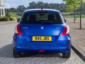 Ver foto 12 de Suzuki Swift 5 puertas UK 2013