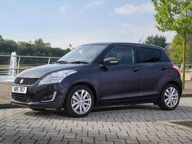 Ver foto 11 de Suzuki Swift 5 puertas UK 2013