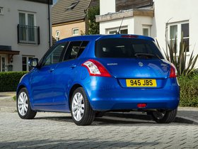 Ver foto 10 de Suzuki Swift 5 puertas UK 2013