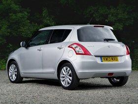 Ver foto 6 de Suzuki Swift 5 puertas UK 2013
