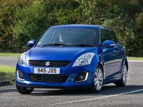 Ver foto 9 de Suzuki Swift 5 puertas UK 2013