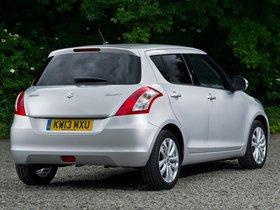 Ver foto 5 de Suzuki Swift 5 puertas UK 2013