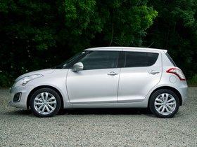 Ver foto 4 de Suzuki Swift 5 puertas UK 2013