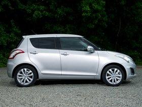 Ver foto 3 de Suzuki Swift 5 puertas UK 2013