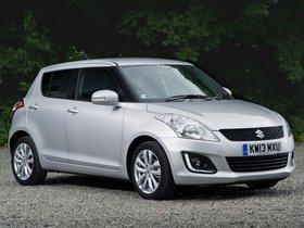 Ver foto 2 de Suzuki Swift 5 puertas UK 2013