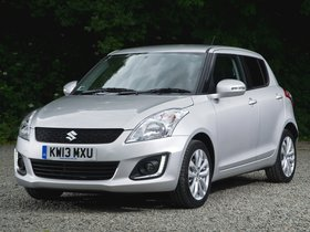 Fotos de Suzuki Swift 5 puertas UK 2013