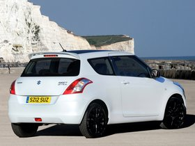 Ver foto 3 de Suzuki Swift Attitude Special Edition UK 2012