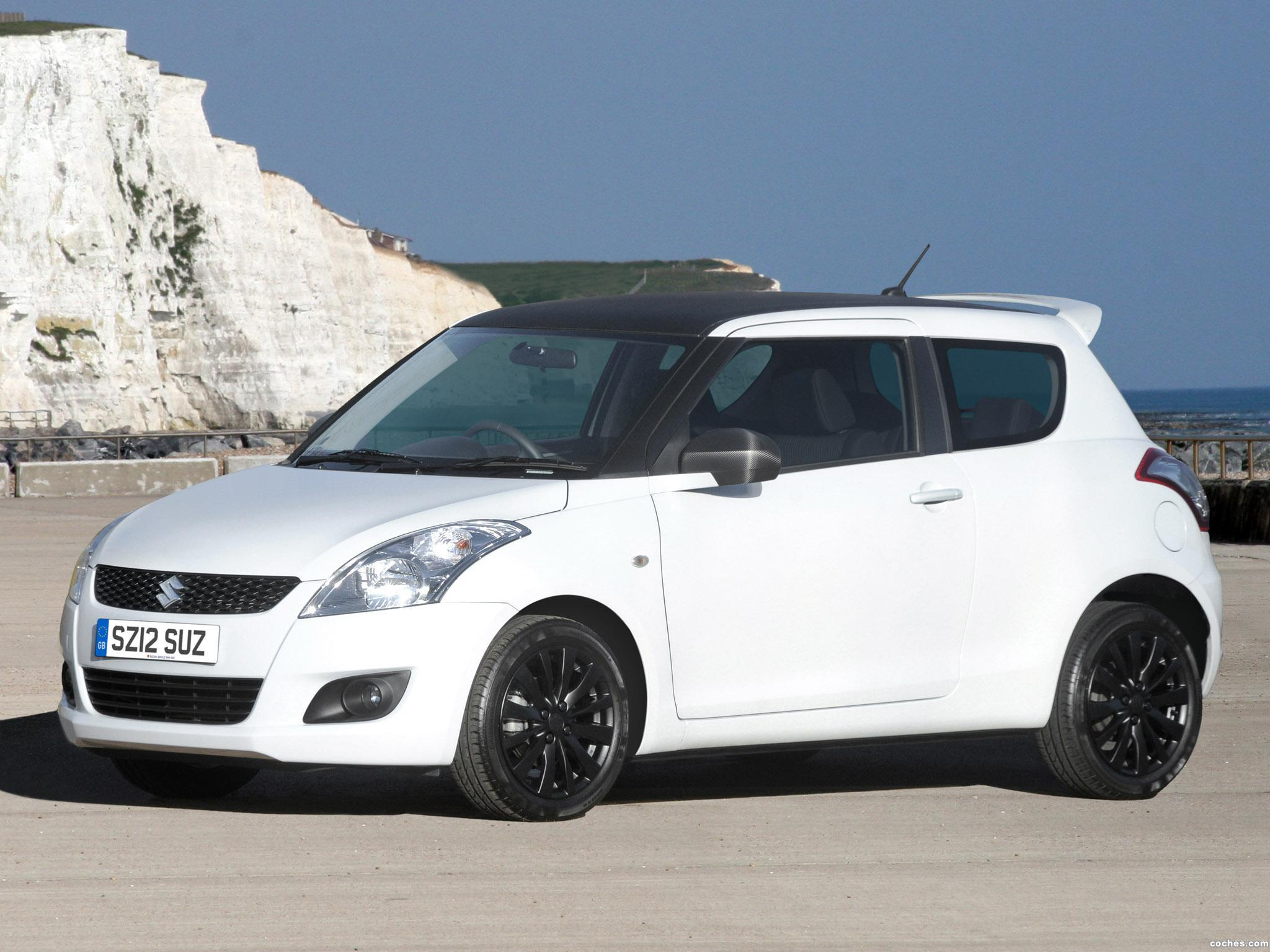Foto 0 de Suzuki Swift Attitude Special Edition UK 2012
