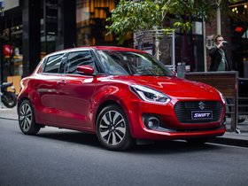 Fotos de Suzuki Swift Australia  2017