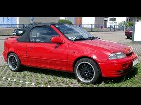 Ver foto 3 de Suzuki Swift Cabriolet 1992