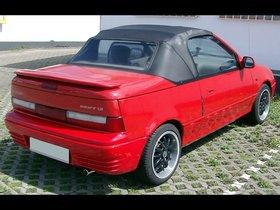 Ver foto 2 de Suzuki Swift Cabriolet 1992