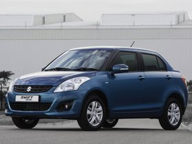 Ver foto 2 de Suzuki Swift DZire 2014