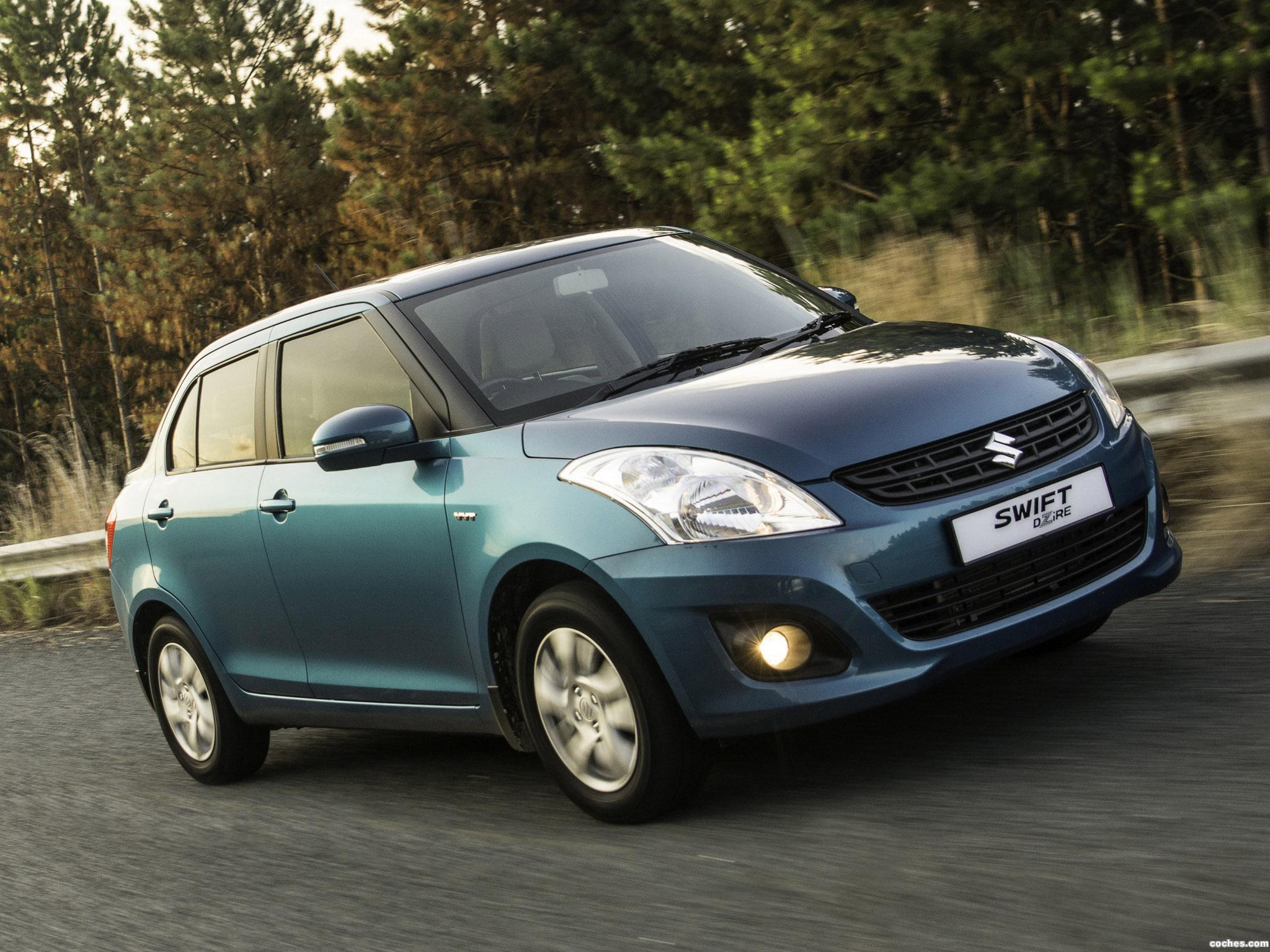 Foto 0 de Suzuki Swift DZire 2014