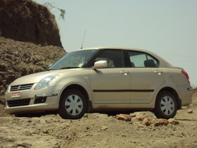 Ver foto 6 de Suzuki Swift Dzire Sedan 2008