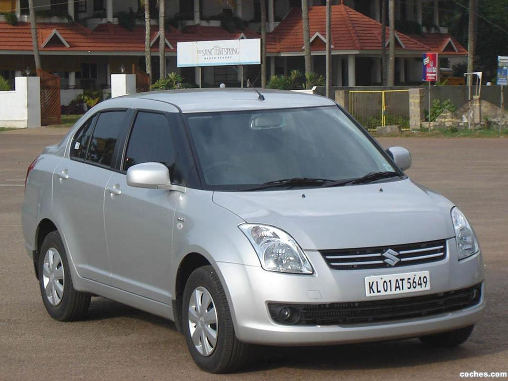 Foto 0 de Suzuki Swift Dzire Sedan 2008