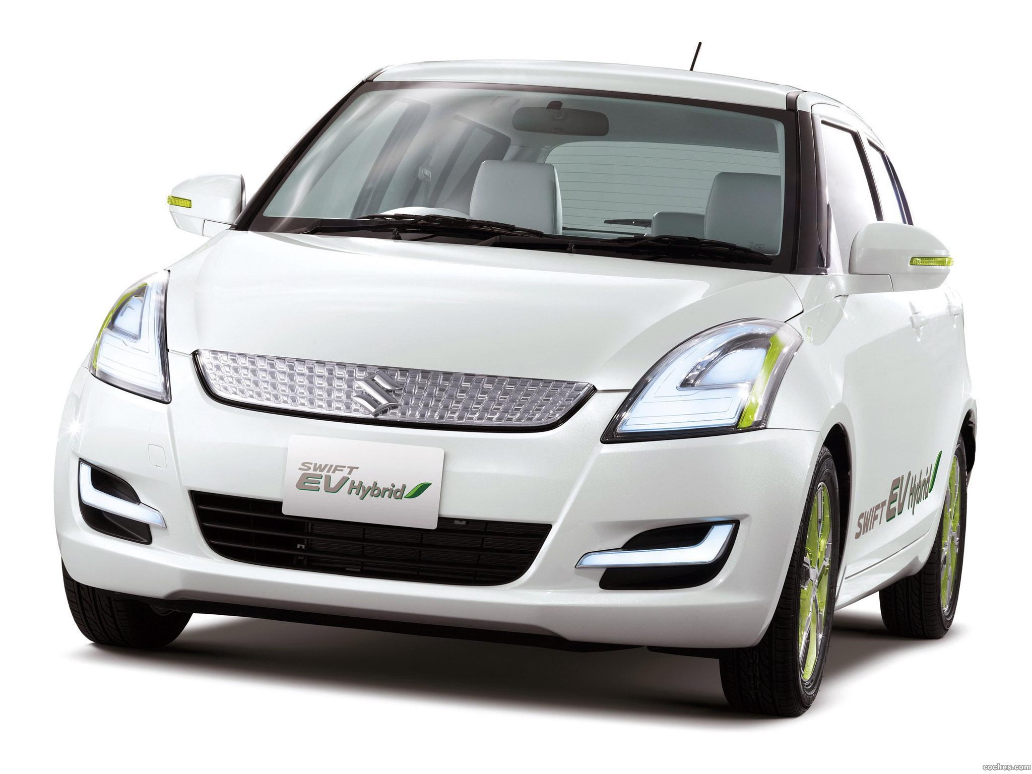 Foto 0 de Suzuki Swift EV Hybrid 2011