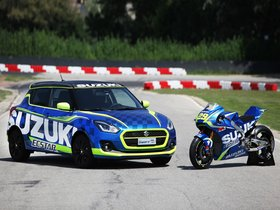Fotos de Suzuki Swift GSX-RR Replica  2017