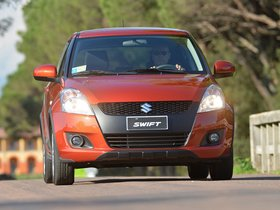 Ver foto 12 de Suzuki Swift Outdoor 2012