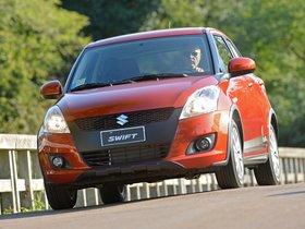 Ver foto 11 de Suzuki Swift Outdoor 2012