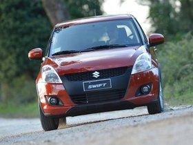 Ver foto 10 de Suzuki Swift Outdoor 2012