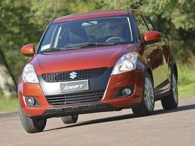 Ver foto 8 de Suzuki Swift Outdoor 2012