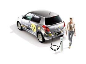Ver foto 2 de Suzuki Swift Plug-in Hybrid 2009
