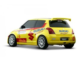 Ver foto 2 de Suzuki Swift Rally Car 2005