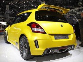 Ver foto 3 de Suzuki Swift S Concept 2011