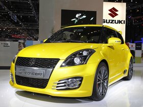 Ver foto 2 de Suzuki Swift S Concept 2011