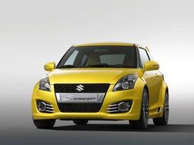Ver foto 9 de Suzuki Swift S Concept 2011