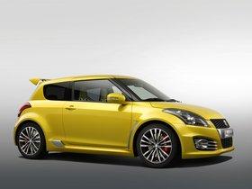 Ver foto 8 de Suzuki Swift S Concept 2011
