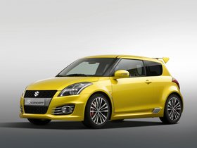 Ver foto 6 de Suzuki Swift S Concept 2011