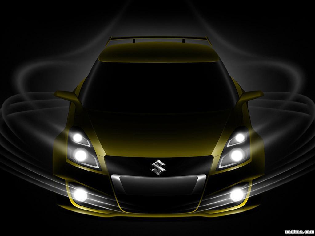 Foto 0 de Suzuki Swift S Concept 2011