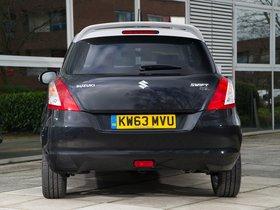 Ver foto 5 de Suzuki Swift SZ-L 3 puertas UK 2014