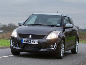 Ver foto 3 de Suzuki Swift SZ-L 3 puertas UK 2014