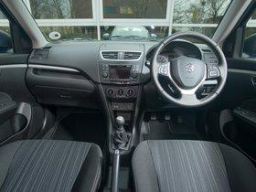 Ver foto 14 de Suzuki Swift SZ-L 5 puertas UK 2014