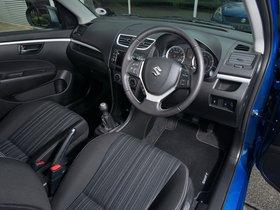 Ver foto 13 de Suzuki Swift SZ-L 5 puertas UK 2014