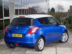 Ver foto 7 de Suzuki Swift SZ-L 5 puertas UK 2014