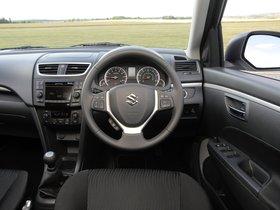 Ver foto 4 de Suzuki Swift SZ4 UK 2010