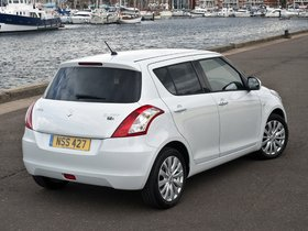 Ver foto 3 de Suzuki Swift SZ4 UK 2010