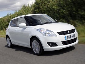 Ver foto 2 de Suzuki Swift SZ4 UK 2010