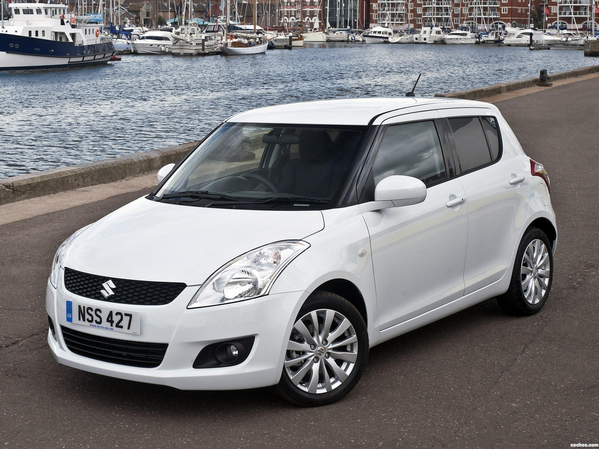 Foto 0 de Suzuki Swift SZ4 UK 2010